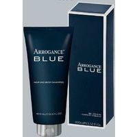 Arrogance Blue Hair&Body shampoo гель для душа, 400 ml