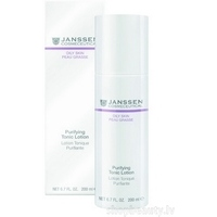 Janssen Cosmetics Purifying Tonic Lotion - Nomierinošs losjons ādai ar akne, 200 ml