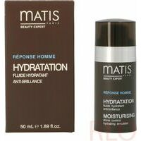 MATIS MEN Hydrating emulsion- Spīduma kontroles barojoša emulsija , 50 ml